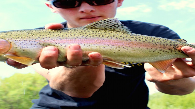 Idaho Fly Fishing – Jerk Some Lips with HcO