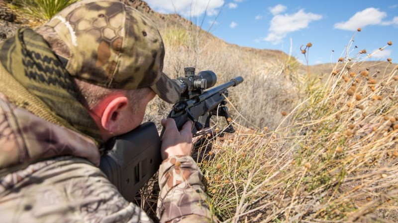 Magpul CORE Precision Hunter Course and Aoudad Hunt